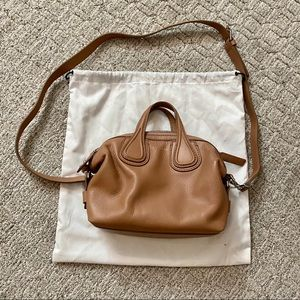 Givenchy Micro Nightingale Bag in Old Pink